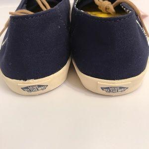 849fe75fe6 Vans Shoes - NEW Vans Off the Wall Women Palisades Vulc Blue9.5